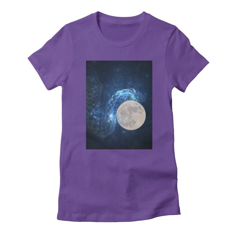 Jormungandr Women's T-Shirt by Mind-art Passion