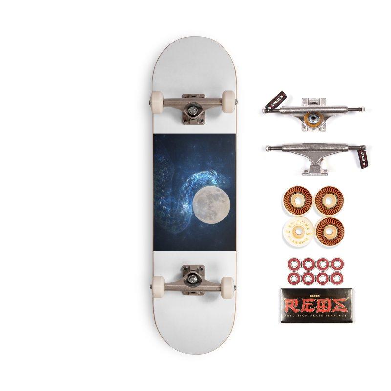 Jormungandr Accessories Skateboard by Mind-art Passion