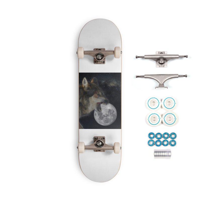 Fenrir Accessories Skateboard by Mind-art Passion