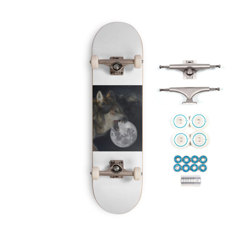 Fenrir Accessories Complete - Basic Skateboard by Mind-art Passion