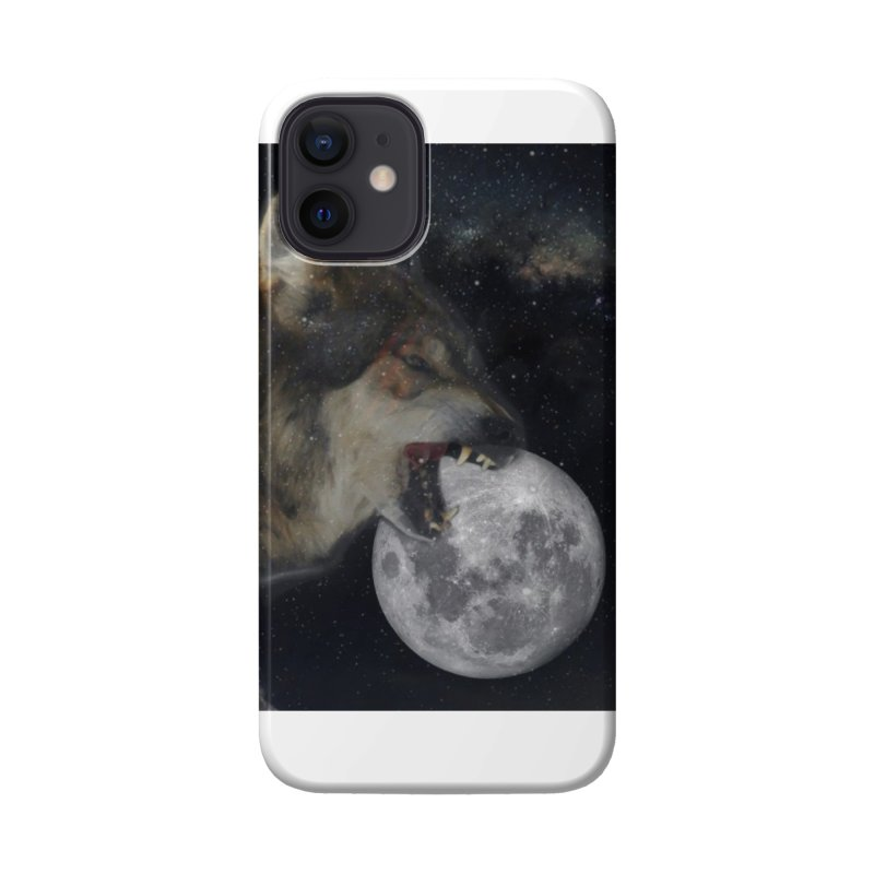 Fenrir Accessories Phone Case by Mind-art Passion