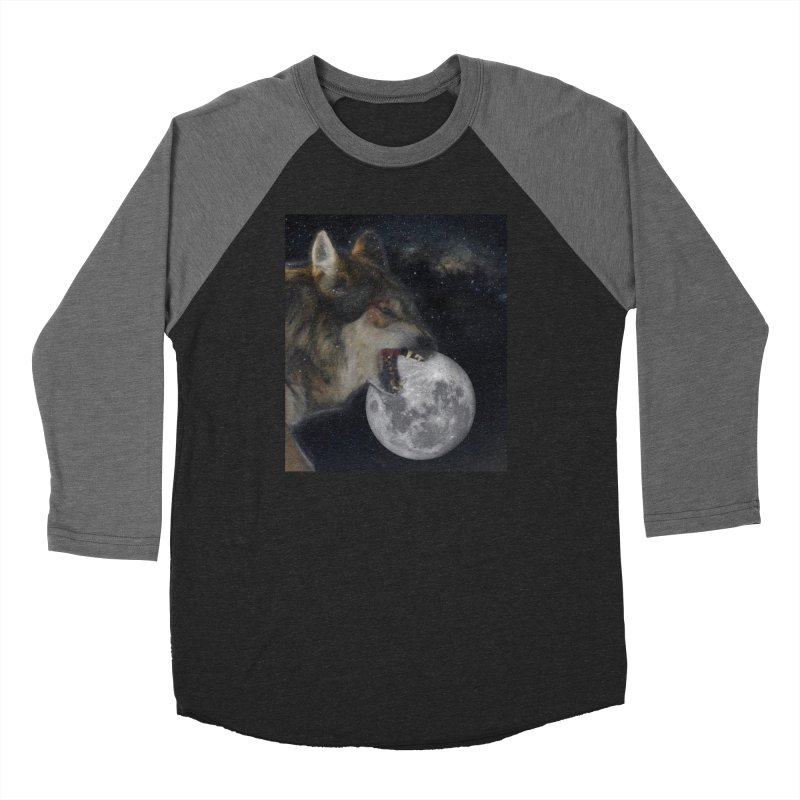 Fenrir Women's Longsleeve T-Shirt by Mind-art Passion