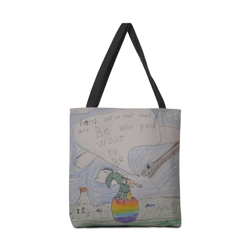 Break out with Pride Accessories Bag by Mind-art Passion
