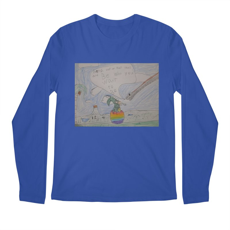 Break out with Pride Men's Longsleeve T-Shirt by Mind-art Passion