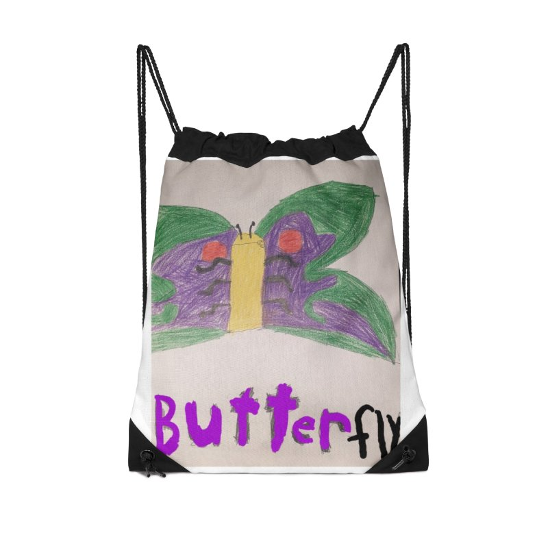 BUTTERfly Accessories Bag by Mind-art Passion