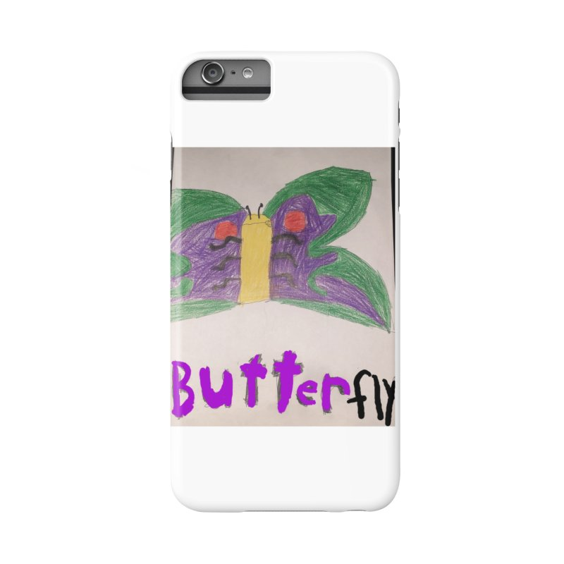 BUTTERfly Accessories Phone Case by Mind-art Passion