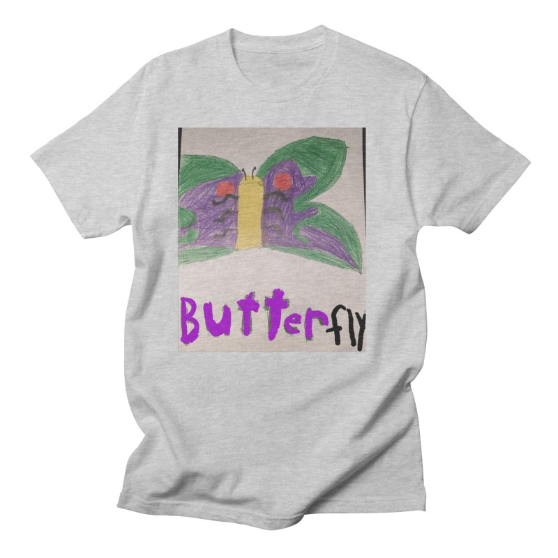 BUTTERfly Men's T-Shirt by Mind-art Passion