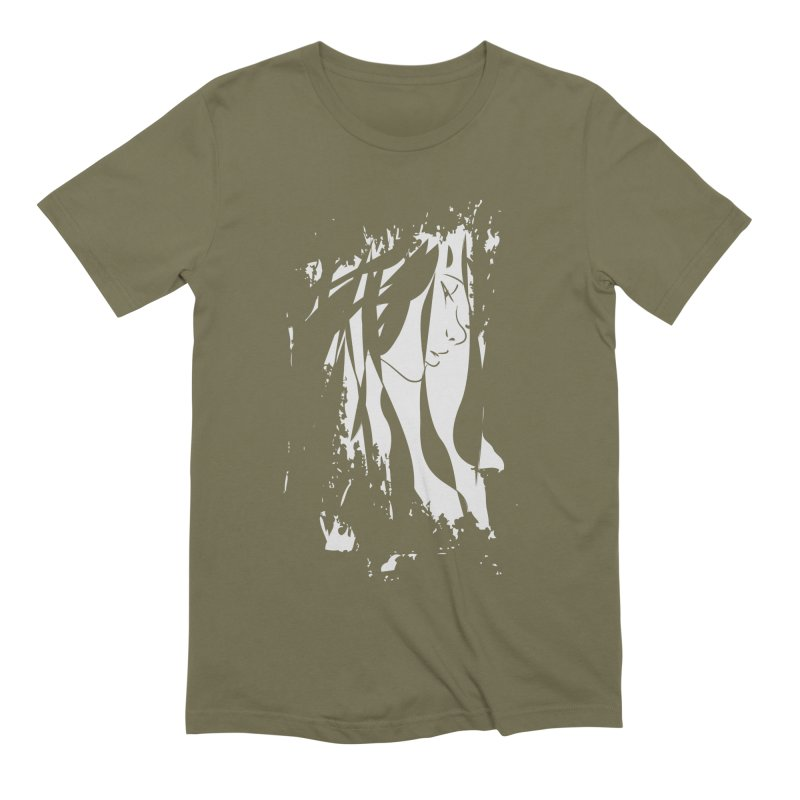 Heather Grey Men's Extra Soft T-Shirt by The Mindful Tee