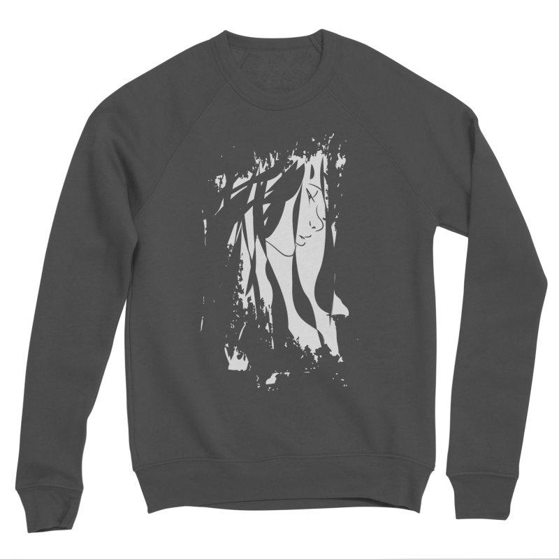 Heather Grey Women's Sponge Fleece Sweatshirt by The Mindful Tee