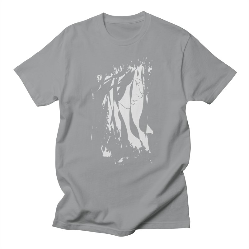 Heather Grey Men's Regular T-Shirt by The Mindful Tee