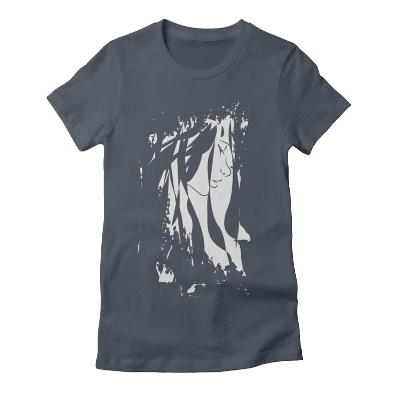 Heather Grey Women's T-Shirt by The Mindful Tee