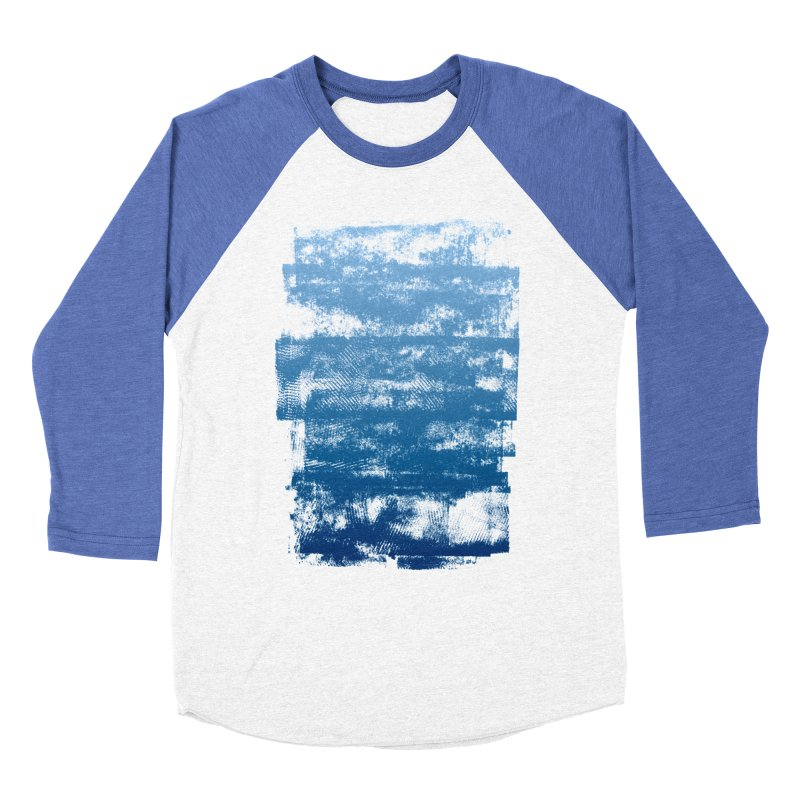 Rubber Blue Men's Longsleeve T-Shirt by The Mindful Tee