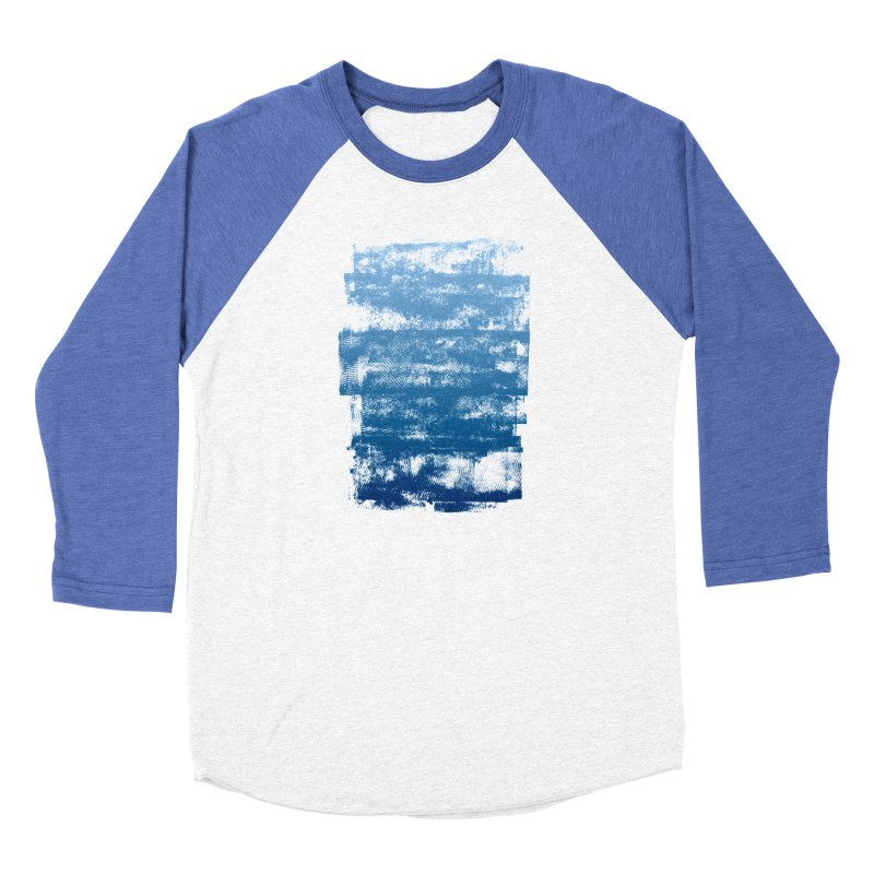 Rubber Blue Women's Longsleeve T-Shirt by The Mindful Tee