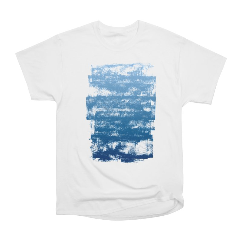 Rubber Blue Women's Classic Unisex T-Shirt by The Mindful Tee
