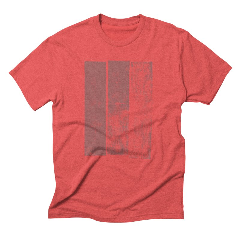 Stripes Men's T-Shirt by The Mindful Tee
