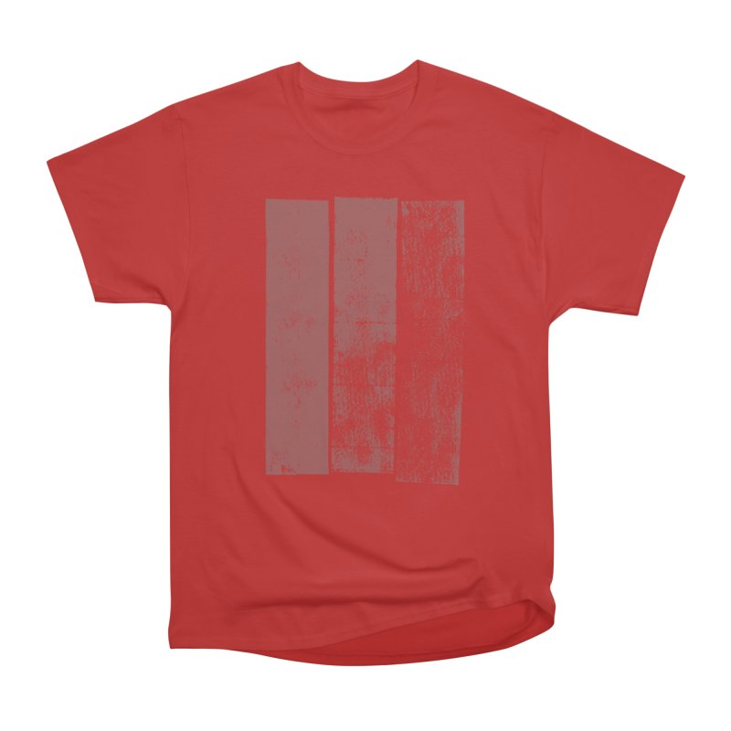 Stripes Men's Classic T-Shirt by The Mindful Tee