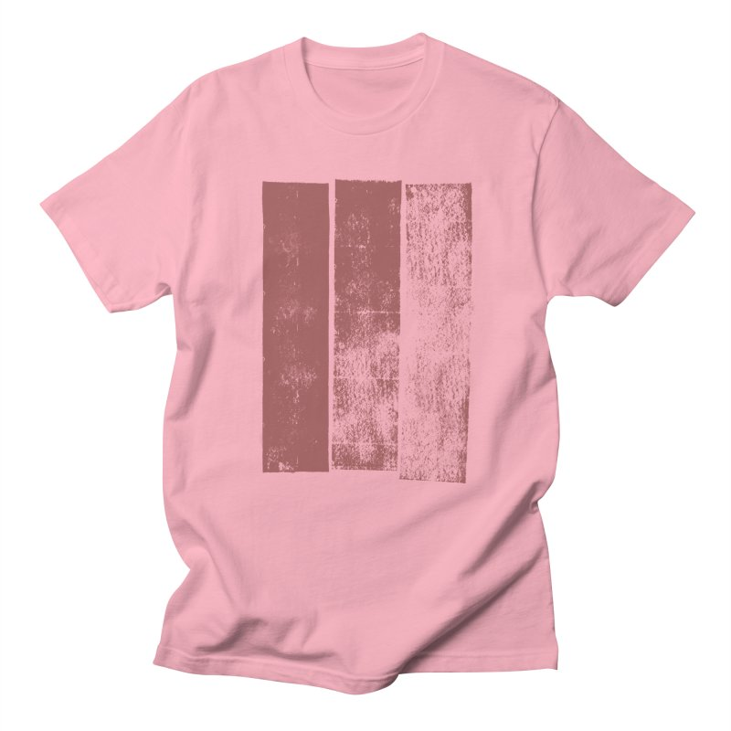Stripes Women's Unisex T-Shirt by The Mindful Tee