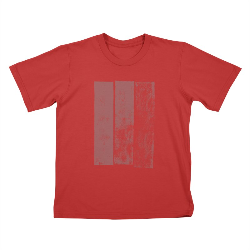 Stripes Kids T-shirt by The Mindful Tee
