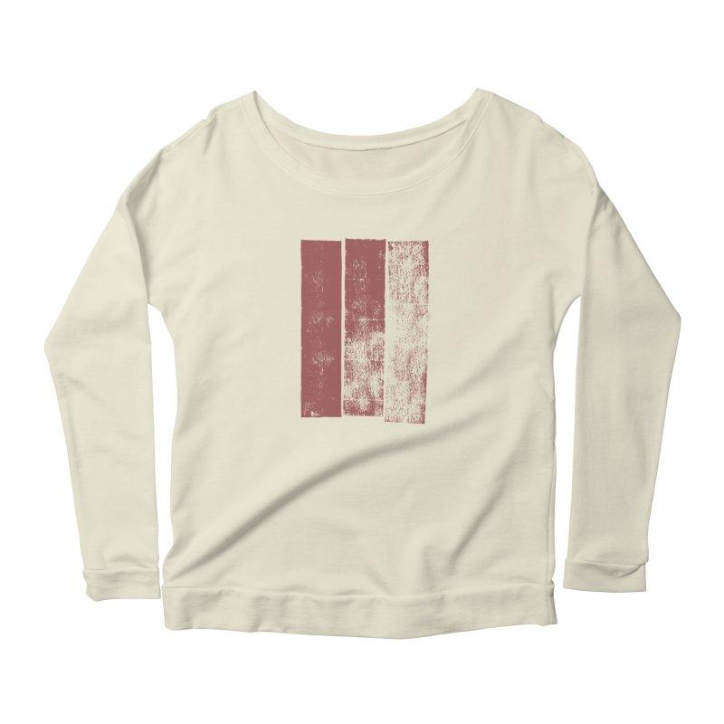 Stripes Women's Longsleeve T-Shirt by The Mindful Tee