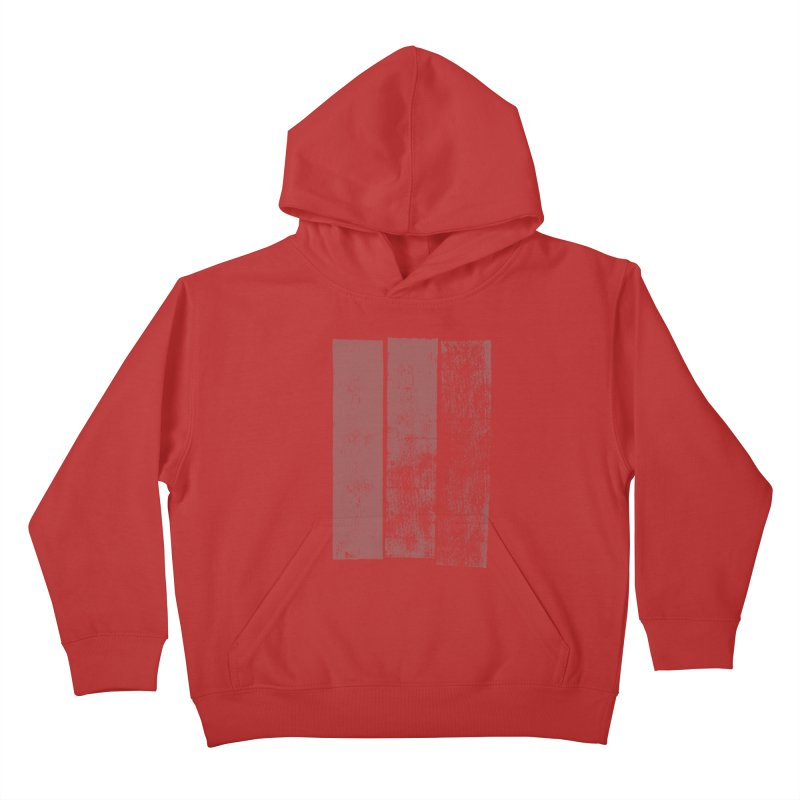 Stripes Kids Pullover Hoody by The Mindful Tee