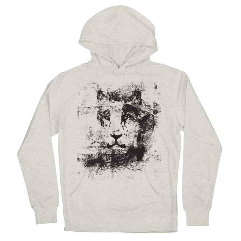 Ink Lion | On Sale!  ➔ Men's Pullover Hoody by The Mindful Tee