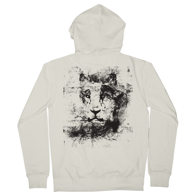 Ink Lion | On Sale!  ➔ Men's Zip-Up Hoody by The Mindful Tee