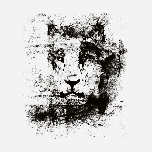 Ink-Lion