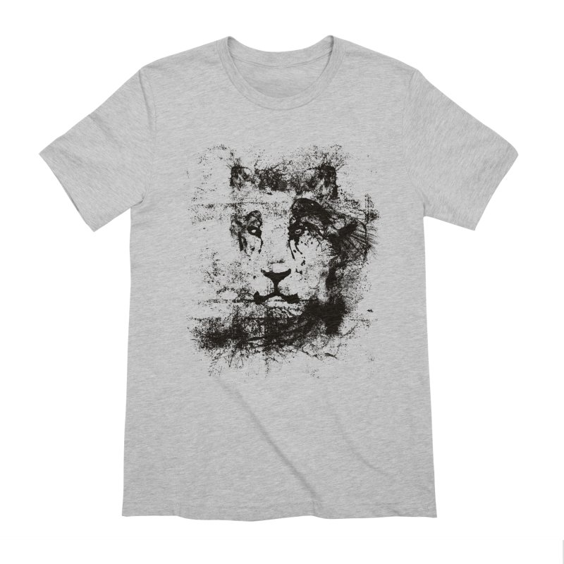 Ink Lion | On Sale!  ➔ Men's T-Shirt by The Mindful Tee