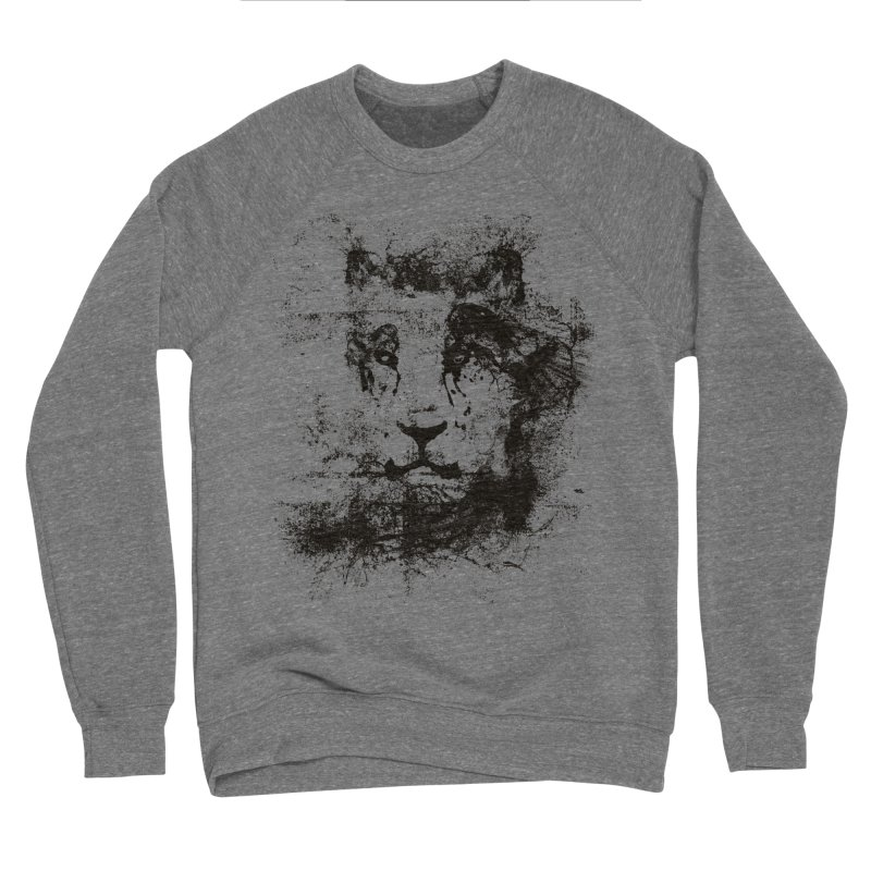 Ink Lion | On Sale!  ➔ Men's Sponge Fleece Sweatshirt by The Mindful Tee