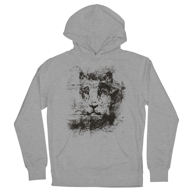 Ink Lion | On Sale!  ➔ Women's Pullover Hoody by The Mindful Tee