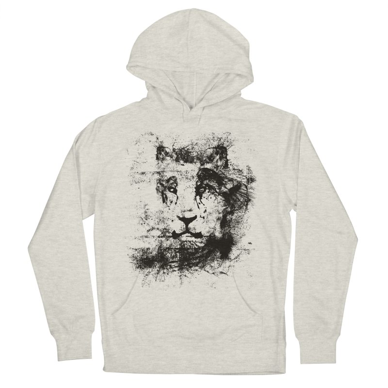 Ink Lion | On Sale!  ➔ Women's French Terry Pullover Hoody by The Mindful Tee