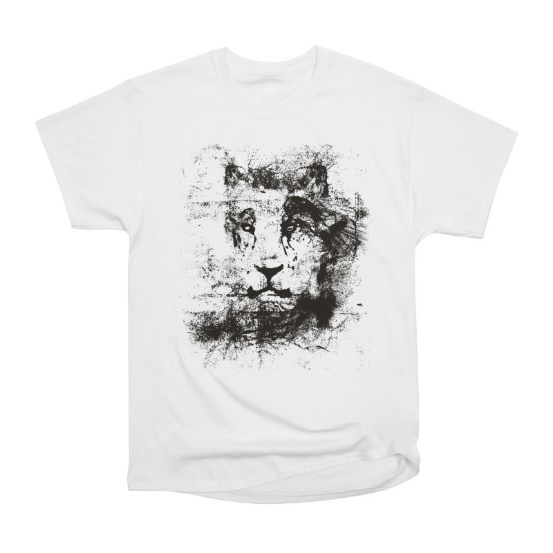 Ink Lion | On Sale!  ➔ Men's Heavyweight T-Shirt by The Mindful Tee