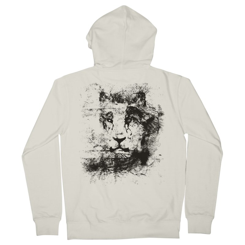 Ink Lion | On Sale!  ➔ Women's French Terry Zip-Up Hoody by The Mindful Tee