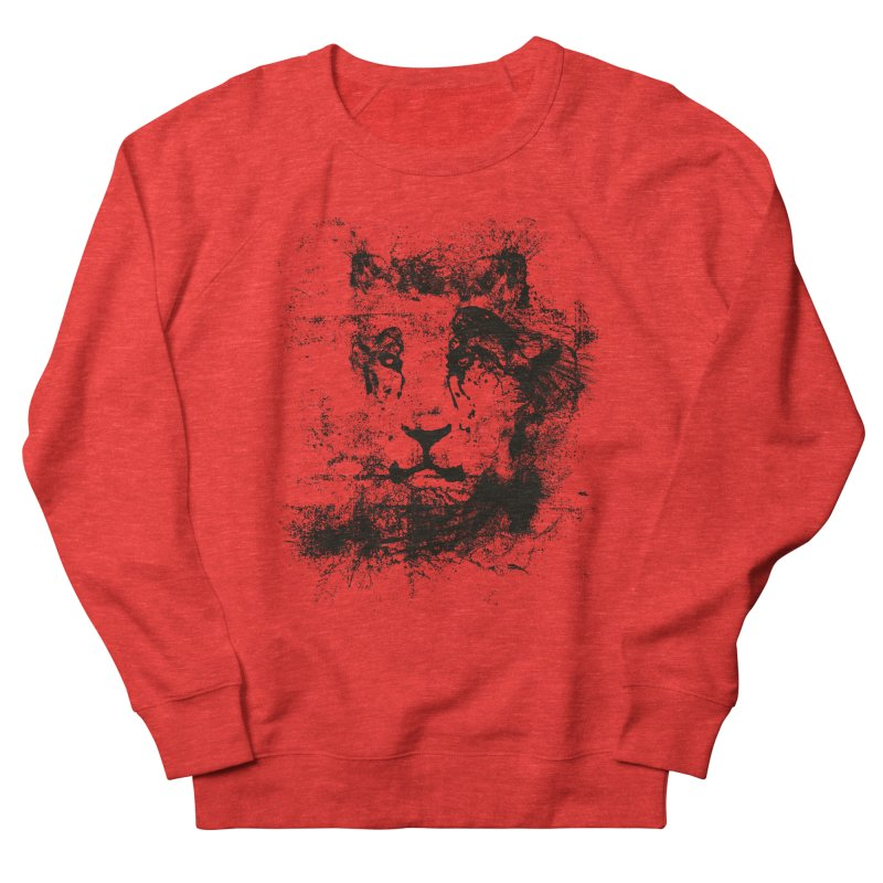 Ink Lion | On Sale!  ➔ Women's Sweatshirt by The Mindful Tee