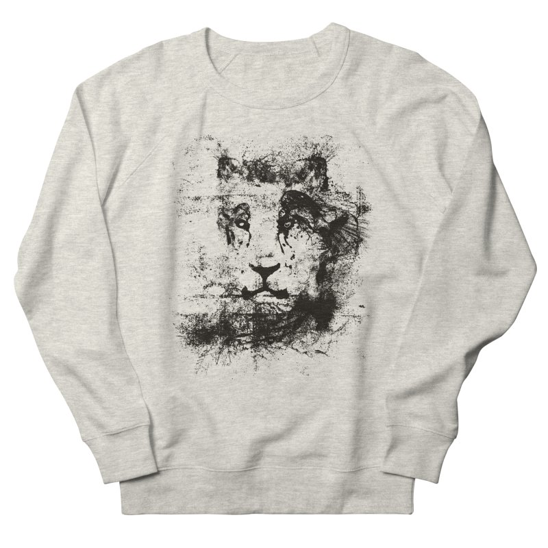 Ink Lion | On Sale!  ➔ Women's Sweatshirt by The Mindful Tee