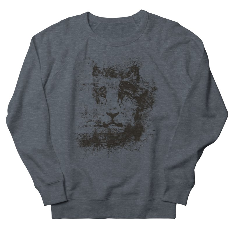 Ink Lion | On Sale!  ➔ Men's Sweatshirt by The Mindful Tee
