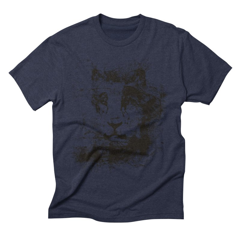 Ink Lion   On Sale!  ➔ Men's Triblend T-shirt by The Mindful Tee