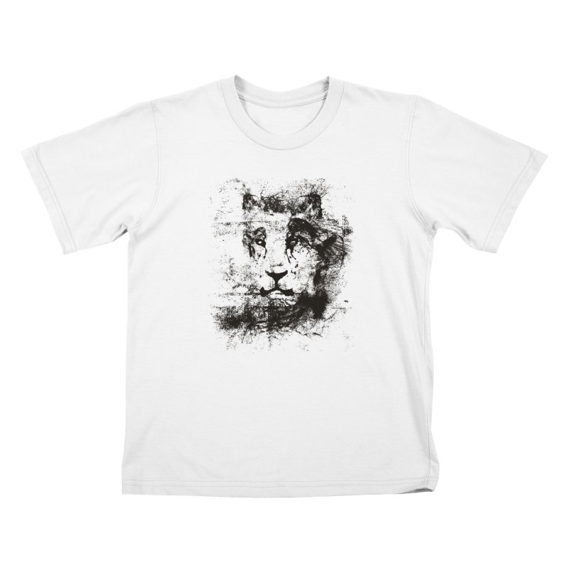 Ink Lion | On Sale!  ➔ Kids Toddler T-Shirt by The Mindful Tee