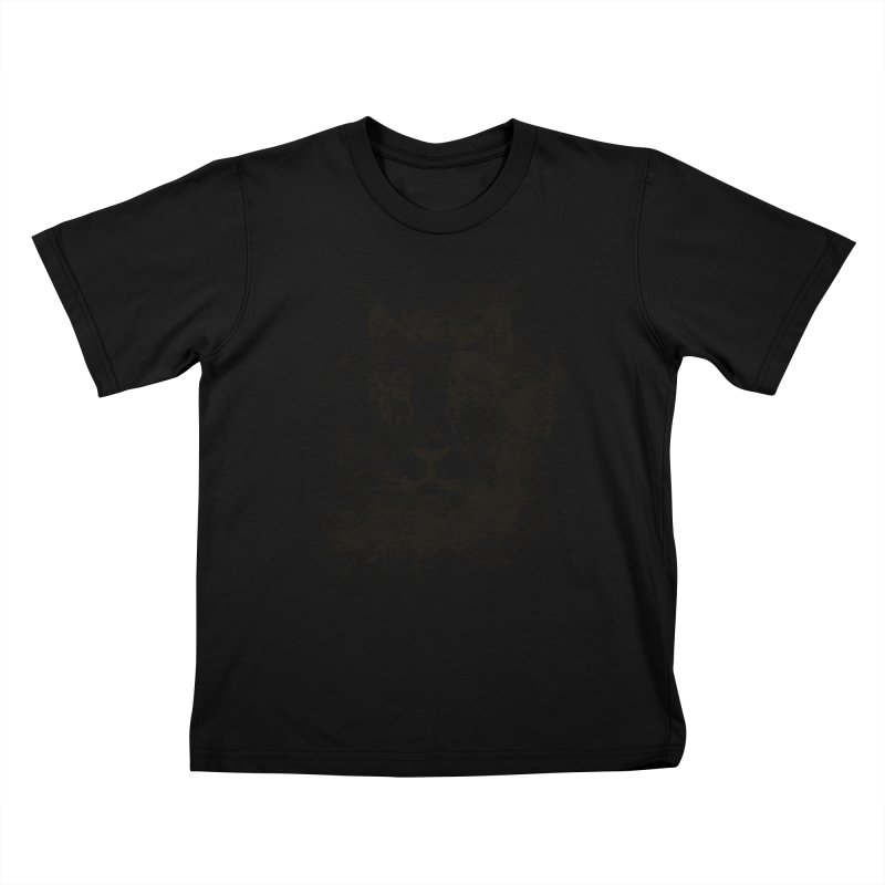 Ink Lion | On Sale!  ➔ Kids T-Shirt by The Mindful Tee
