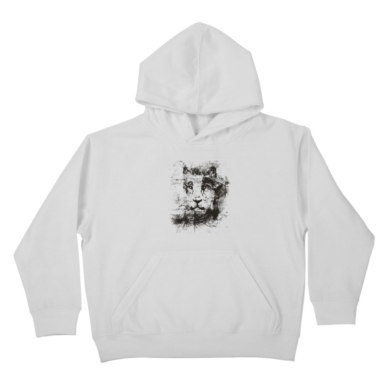 Ink Lion | On Sale!  ➔ Kids Pullover Hoody by The Mindful Tee