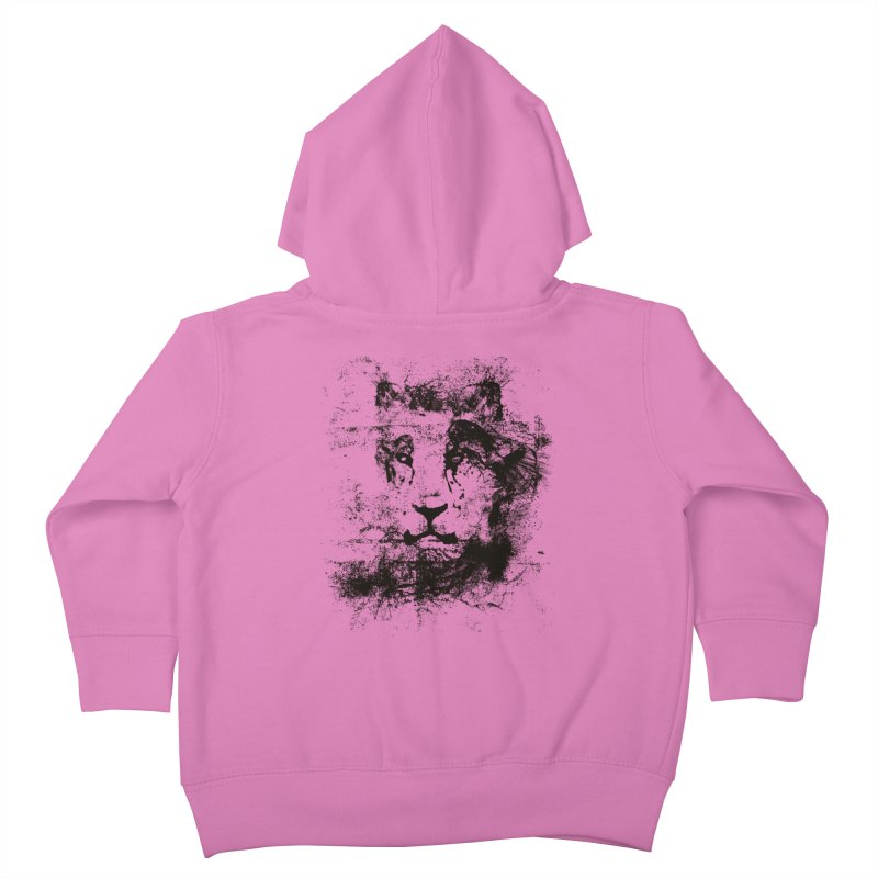 Ink Lion | On Sale!  ➔ Kids Toddler Zip-Up Hoody by The Mindful Tee