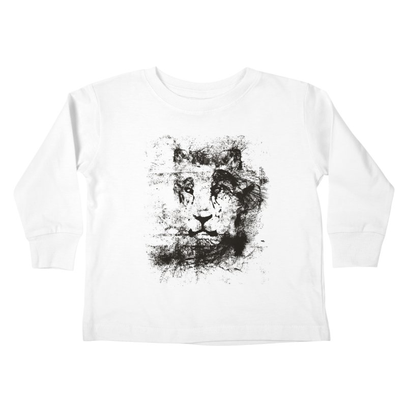 Ink Lion | On Sale!  ➔ Kids Toddler Longsleeve T-Shirt by The Mindful Tee