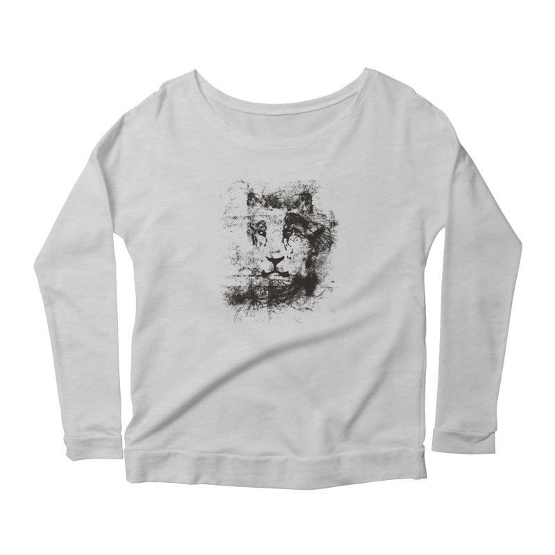 Ink Lion | On Sale!  ➔ Women's Longsleeve T-Shirt by The Mindful Tee
