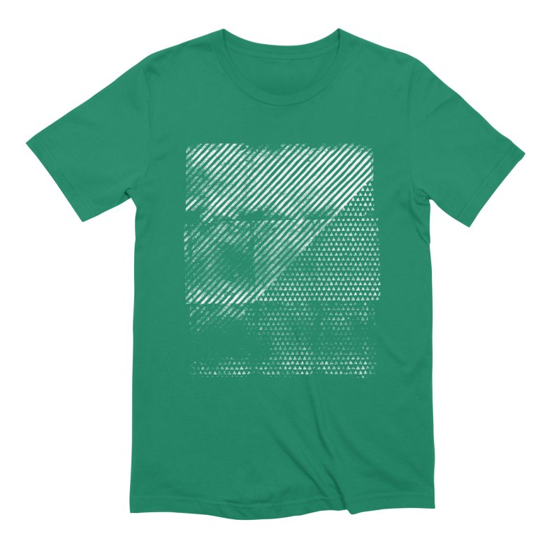 Pattern #1 Men's T-Shirt by The Mindful Tee