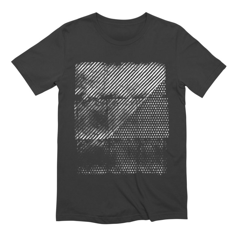 Pattern #1 Men's Extra Soft T-Shirt by The Mindful Tee