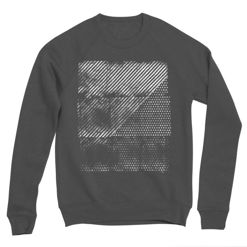 Pattern #1 Men's Sponge Fleece Sweatshirt by The Mindful Tee