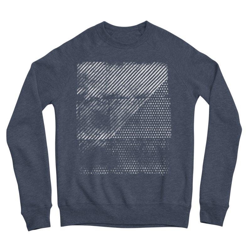 Pattern #1 Women's Sponge Fleece Sweatshirt by The Mindful Tee