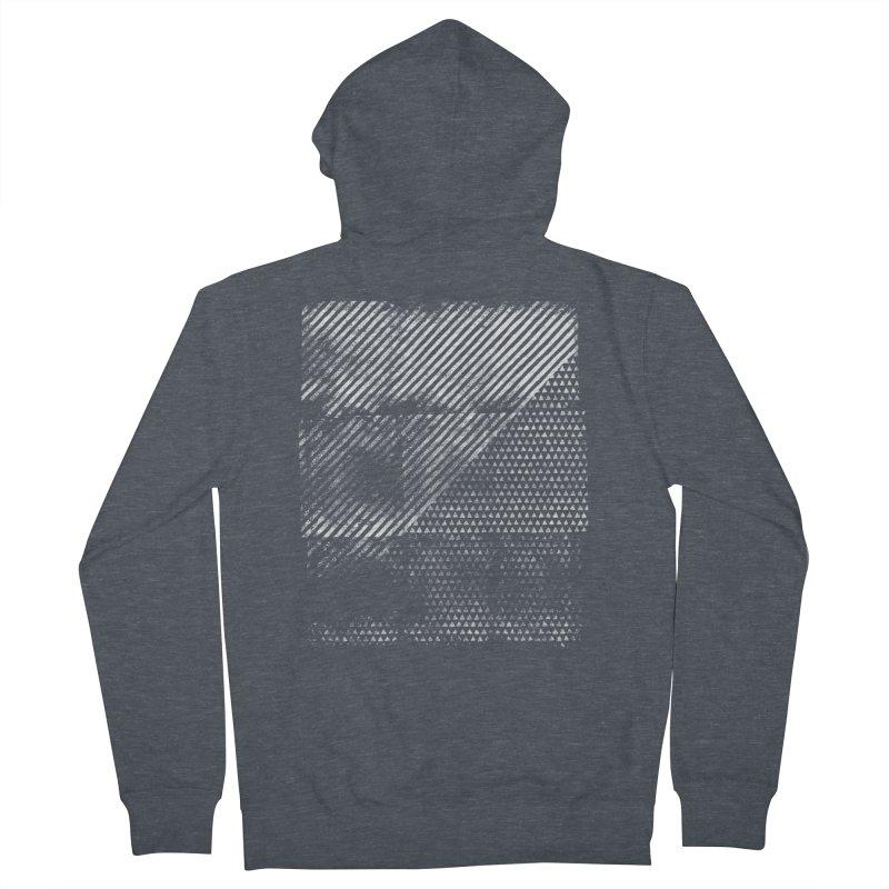 Pattern #1 Men's Zip-Up Hoody by The Mindful Tee