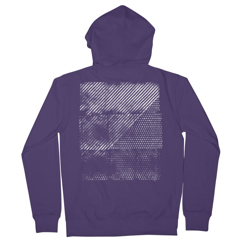 Pattern #1 Women's Zip-Up Hoody by The Mindful Tee