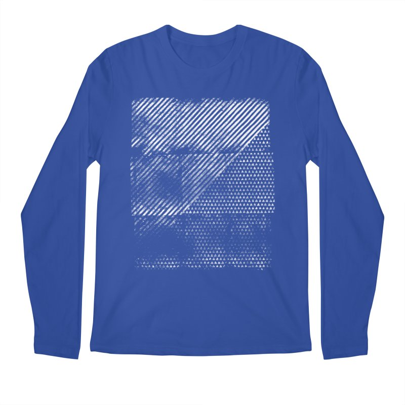 Pattern #1 Men's Longsleeve T-Shirt by The Mindful Tee